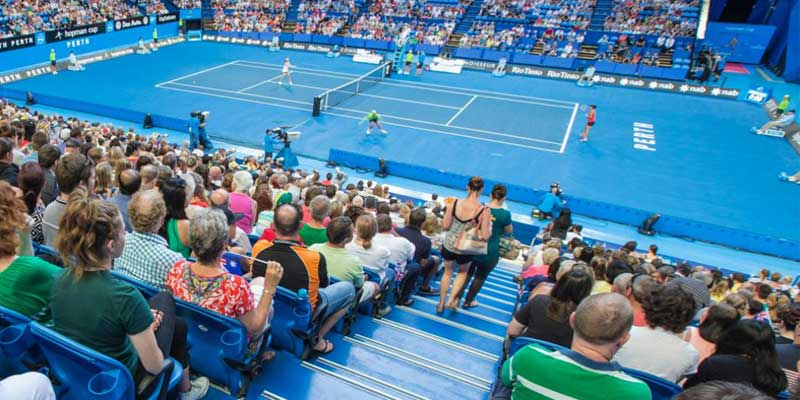 Tennis West not happy with Hopman Cup facilities